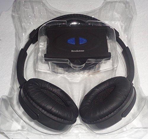 (Brookstone Wireless TV Headphones)
