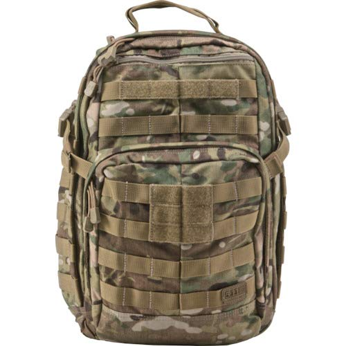 5.11 RUSH12 Tactical Military Assault Molle Backpack, Bug Out Rucksack Bag, Small, Style 56892, Multicam by 5.11 (Image #8)