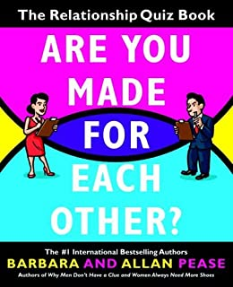 Are You Made for Each Other?: The Relationship Quiz Book by [Pease, Barbara, Pease, Allan]