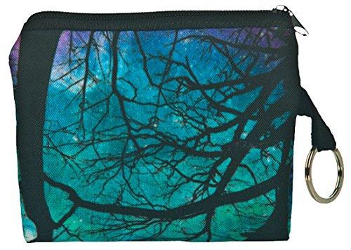 Galaxy Avec Divers Sac Print Poussière Kukubird Trees Kukubird Place Portefeuilles SqFOxwn18