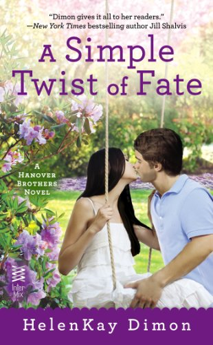 book cover of A Simple Twist of Fate