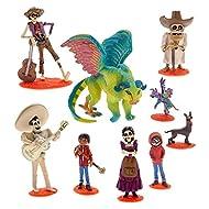 Disney Coco Deluxe Figurine Set