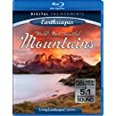 NatureVision TV: World's Most Beautiful Mountains [Blu-ray]