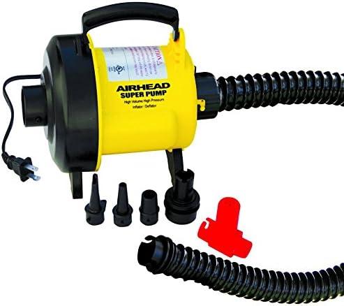 Airhead AHP-120HP Hi Pressure 120V Air Pump Inflatables Pressure Release 2.5 PSI