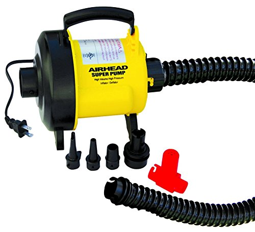 AIRHEAD SUPER PUMP, 120v - Pump Volume High Electric Air