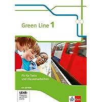 Green Line 1: Fit für Tests und Klassenarbeiten mit Lösungsheft und CD-ROM Klasse 5 (Green Line. Bundesausgabe ab 2014)