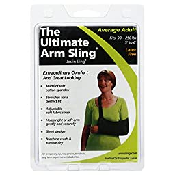 Ultimate Arm Sling® - Average Adult, black