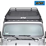 EAG 2018-2019 Jeep Wrangler JL 4 Door Roof Rack Full Length