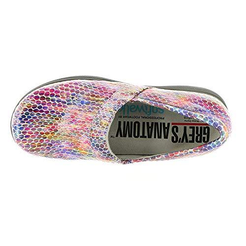 Women's Meredith SoftWalk Clog Kaleidoscope 1 g4Ff71qyc