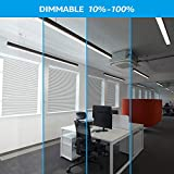 LEONLITE 4FT Linkable LED Linear Light, UL & DLC