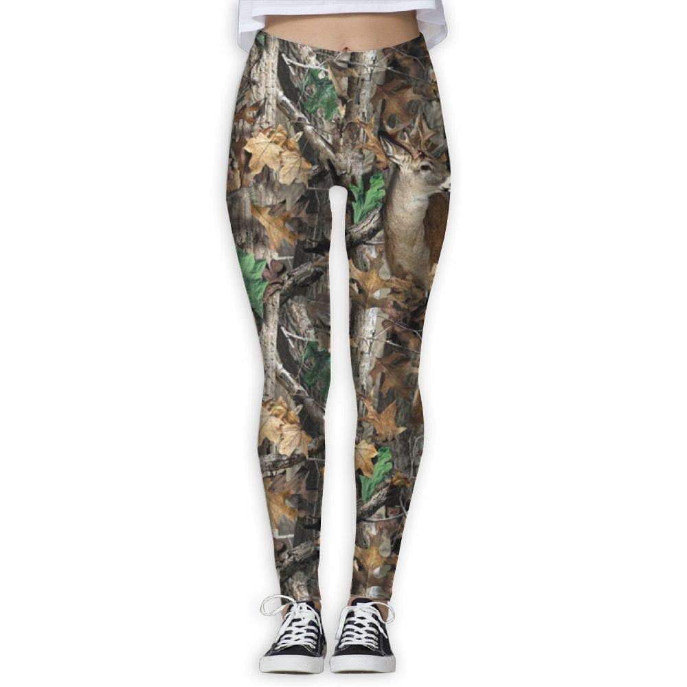 Realtree Camo Wallpapers Women Fitness Yoga Leggings Sport Yoga Pants