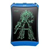 NEWYES 8.5 Inches LCD Writing Tablet NYWT085D - Robot Pad Kids Drawing board Doodle Pads Electronic Graphic Drawing Tablet (Blue)