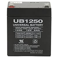 The BEST UPG Ub1250f1 Sla 12v 5ah .18 from UPG