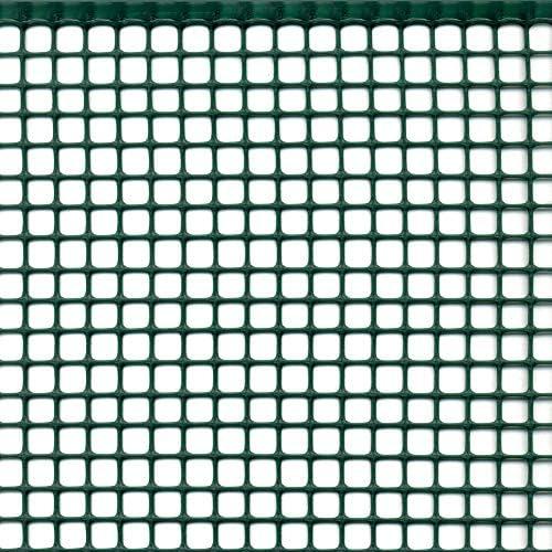 Tenax 06796 Grillage Plastique Vert 05 X 5 M