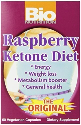 Bio Nutrition Raspberry Ketone Diet by Bio Nutrition by Bio Nutrition