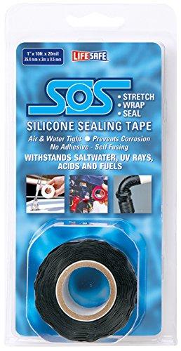 Incom RE6498 Black 1 x 10 Repair Tape RVCOA-47565