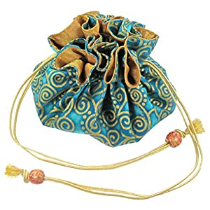 Drawstring Jewelry Pouch by Marisa D'Amico, Limited Edition