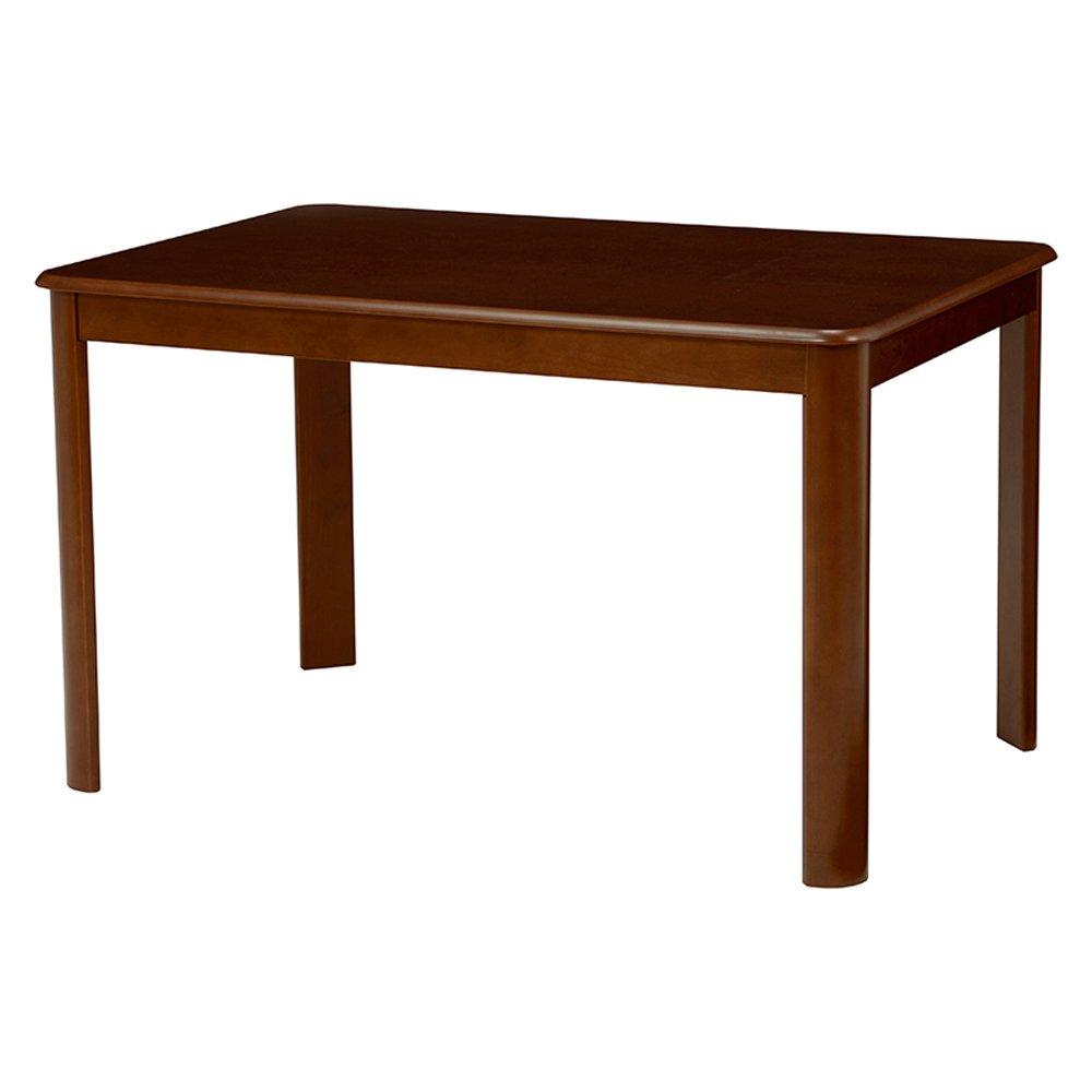 ダイニングテーブル VDT-7684DBR ダークブラウン B01D2RKXQ8