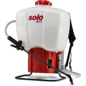 Amazon.com : Solo 417 Battery-Powered Backpack Sprayer