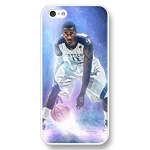 TYHde Onelee (TM) - Customized Personalized White Hard Plastic ipod Touch4 Case, NBA Superstar Washington Wizards John Wall ipod Touch4 case, Only Fit ipod Touch4 Case ending Kimberly Kurzendoerfer