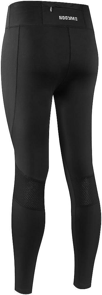 NOOYME Womens Cycling Pants Padded /& Unpadded Workout Legging Pants Running Pants