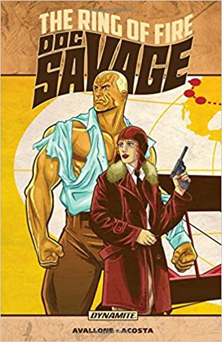 Image result for doc savage ring fire