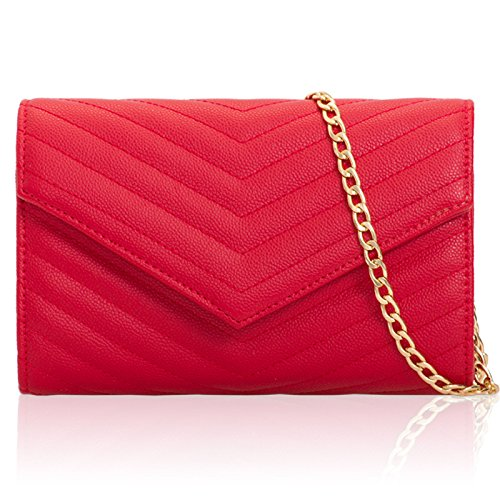 London femme bandoulière Sac red Xardi pour Sw1aPdPx