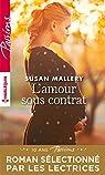 L'amour sous contrat par Mallery