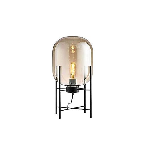 Moderna minimalista lámpara de pie lámpara de mesa lámpara de mesa ...