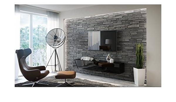 Concept Muebles CALIPSO 200 - Mueble de TV con diseño Flotante y ...