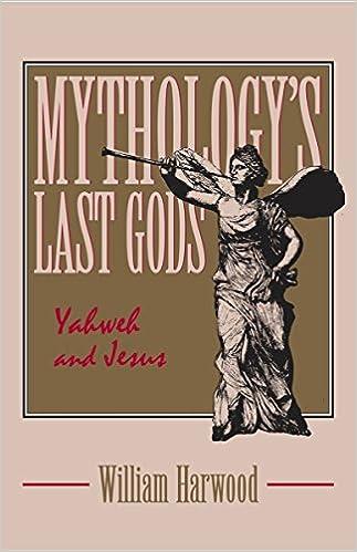Book — MYTHOLOGY'S LAST GODS