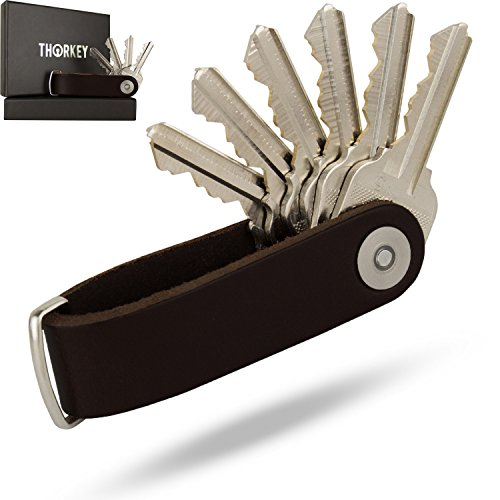 Italian Leather Key Case - 9