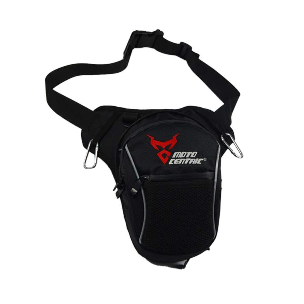 Per Newly Outdoor Fanny Pack Waterproof Motorcycle Bag Waist Bag Multifunctional Storage Lumbar Bag for Hiking Camping Running