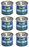 6 Revell 14ml Enamel Paints for Models- You can choose the colours