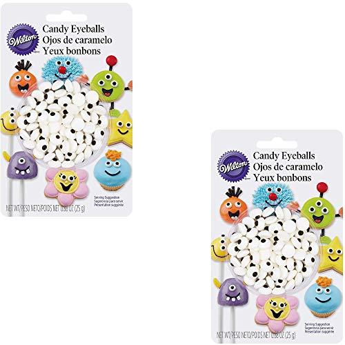 Candy Decorations 50/Pkg-White -