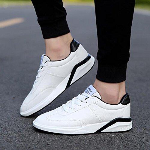 Chaussures Casual Couleurs Mode Blanc Feifei De 3 Mouvement Printemps Résistant Et Hommes À En Chaussures L'usure Automne 1H04U0