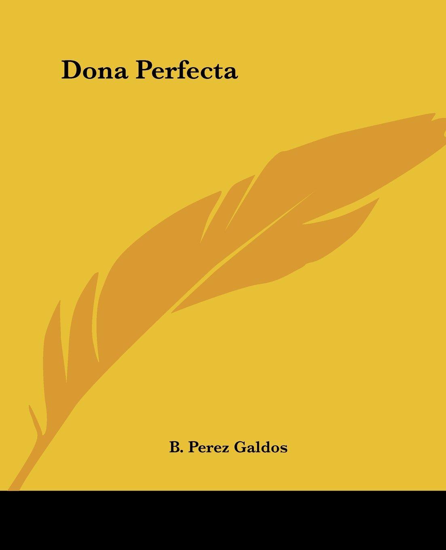 Download Dona Perfecta PDF