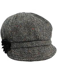 2f8d9e2a878 Women s Newsboy Cap 100% Wool Made in Ireland