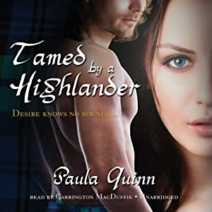 Tamed by a Highlander Audiobook