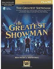 Instrumental Play-Along: The Greatest Showman - Flute (Book/Online Audio) (Hal Leonard Instrumental Play-Along)