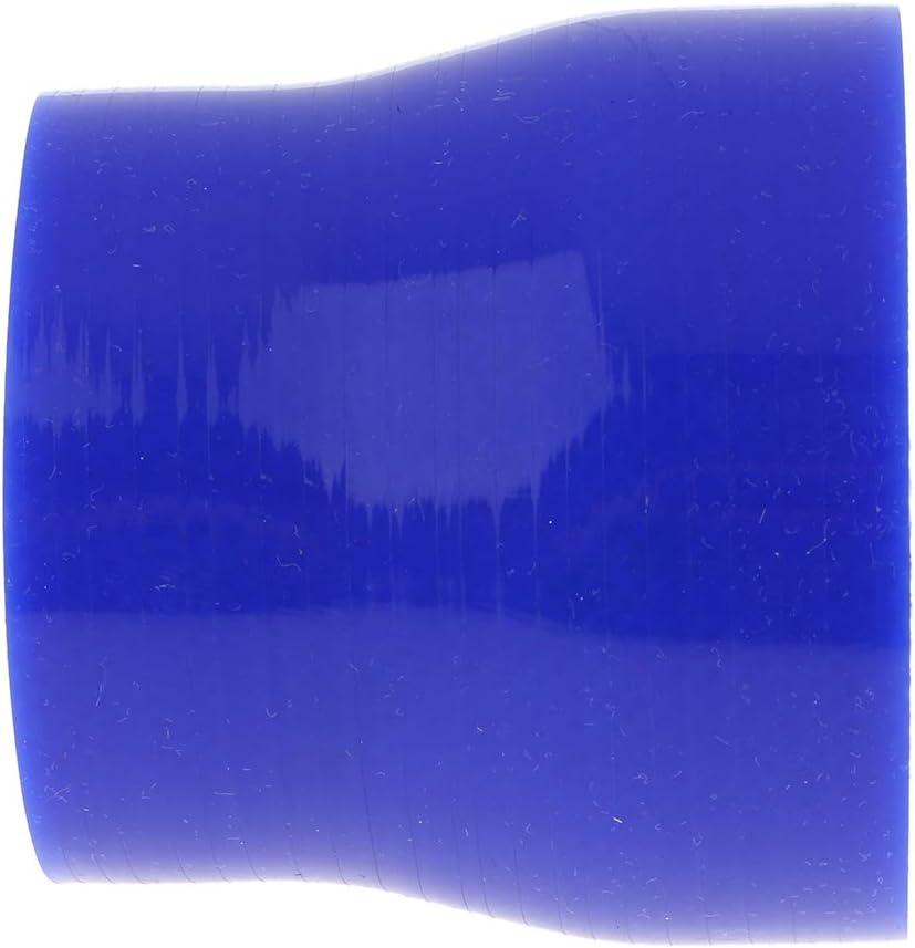 KESOTO Reduzierst/ück Verbinder K/ühlwasserschlauch Gewebeschlauch Innendurchmesser 51-63mm Blau