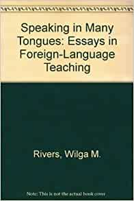 essays on speaking in tongues Continuists argue that the spiritual gift of tongues still continue today to understand this fully, we need to remind ourselves of the primary purpose of the spiritual gifts and the.