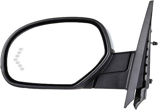 Power Towing Mirror For 2007-2013 Chevrolet Silverado 1500 Right Manual Fold