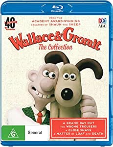 The Wallace & Gromit: Coll (Blu-ray)