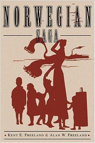 Norwegian Saga by Alan Freeland (2002-12-30)