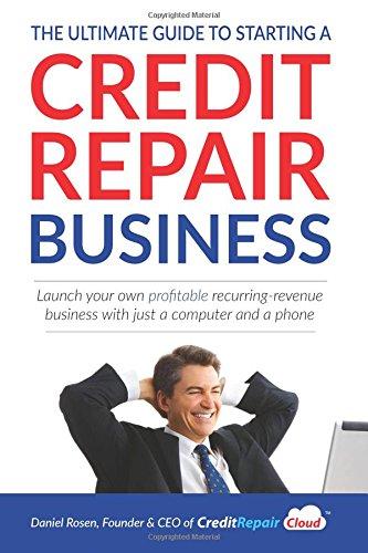 Ultimate Starting Credit Repair Business product image