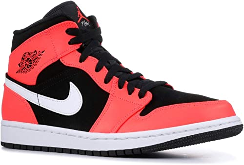 | Nike Men's Air Jordan 1 Mid Basketball Shoe