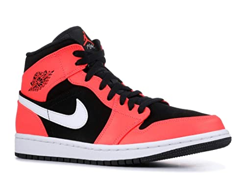 Nike Air Jordan 1 Mid, Chaussures de Fitness Homme