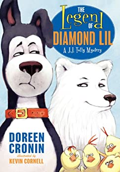 The Legend of Diamond Lil: A J.J. Tully Mystery (J. J. Tully Mysteries Book 2) by [Cronin, Doreen]