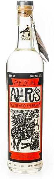 Alipus Mezcal Tio Jesus - 700 ml: Amazon.es: Alimentación y bebidas